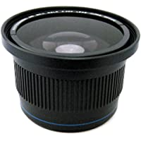 0.40x Fisheye Lens for Fujifilm Finepix HS20