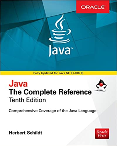Java: The Complete Reference, Tenth Edition (Complete