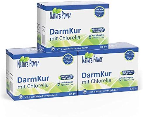 Darm Detox/Kur | 3-Tage-Kur | von Nature Power | 3 x 105 g