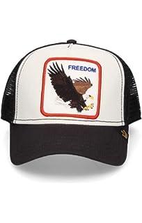 Goorin Bros Gorra blanca águila Freedom