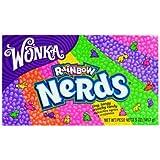 Wonka Rainbow Nerds Candy, 12er Pack (12 x 141.7 g)