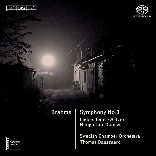 SACD : Thomas Dausgaard - Sym 1 In C Min Op 68 / Liebeslieder-walzer Op 52 (SACD)