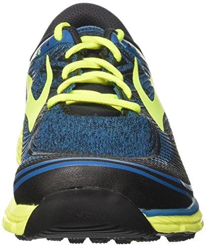 Nightlife Chaussures Homme PureGrit Brooks Tile de Running Bleu 6 Black Turkish FqHwEw1vx