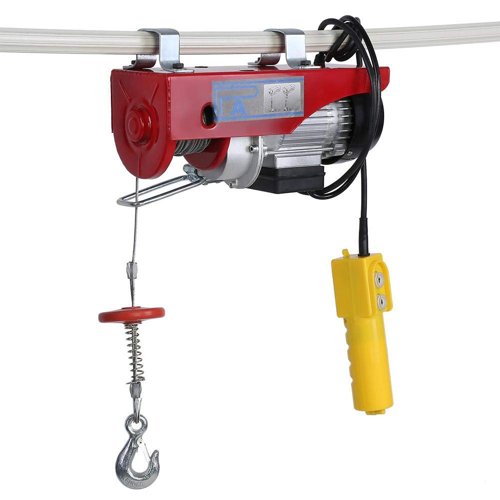 Electric Hoist, Lift Electric Hoist Single/Double Hook