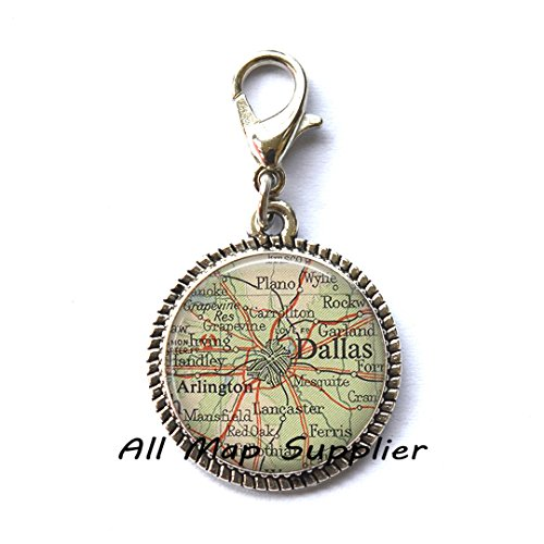Beautiful Zipper Pull Dallas map Charming Zipper Pull, Dallas map Zipper Pull, Dallas Charming Zipper Pull, Dallas Zipper Pull, map - Arlington Texas Highlands