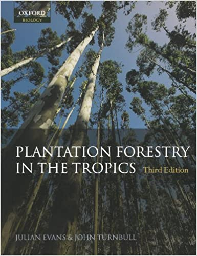 Téléchargez des livres gratuitement pour Kindle Fire Plantation Forestry in the Tropics: The Role, Silviculture, and Use of Planted Forests for Industrial, Social, Environmental, and Agroforestry Purposes by Julian Evans (2004-06-10) DJVU