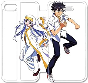 iphone 5 5s Flip Leather Phone Case A Certain Magical Index TY1OR3232367