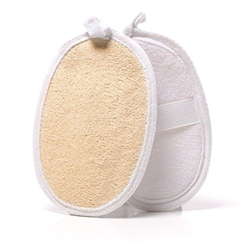 Shintop Exfoliating Loofah Pads Materials product image