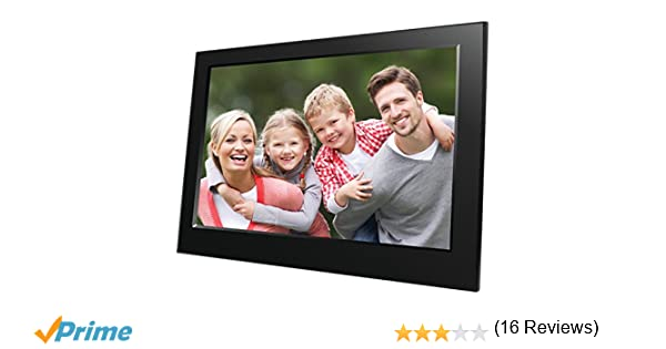 amazoncom naxa electronics nf 900 9 inch digital photo frame black camera photo