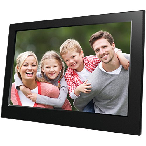 NAXA Electronics NF-900 9-Inch Digital Photo Frame (Black)