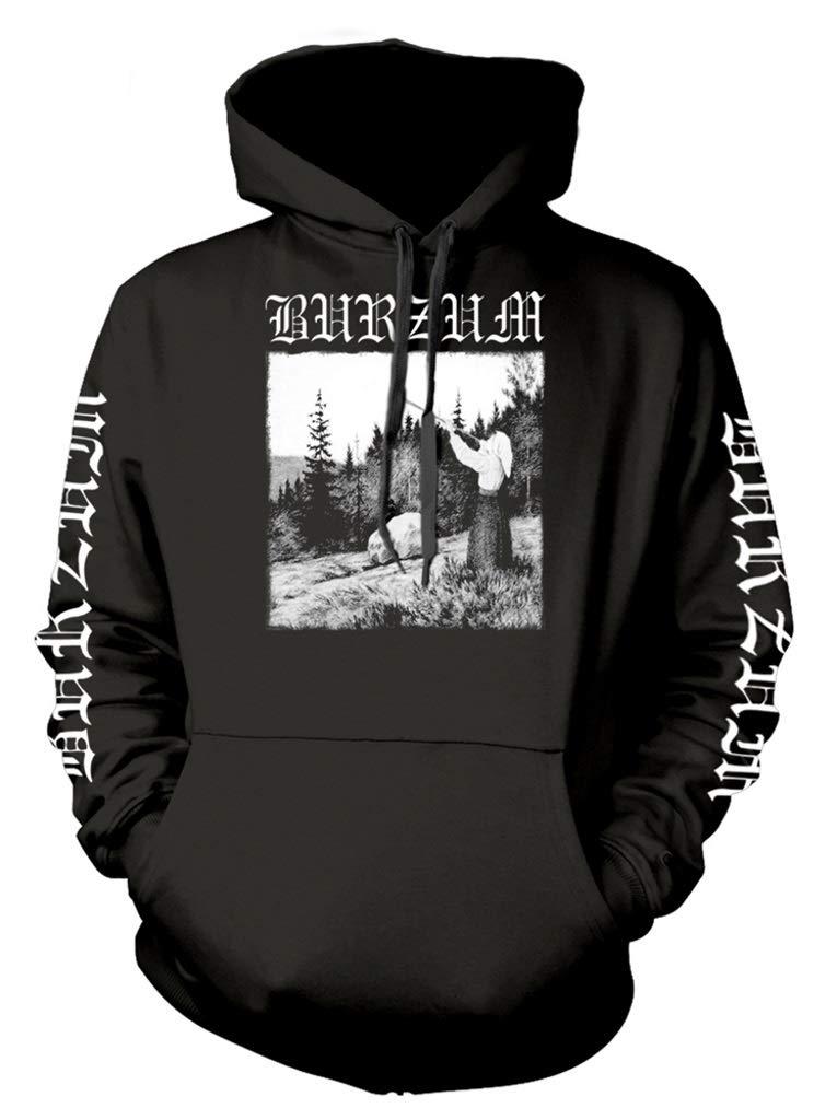 Burzum 'Filosofem' (Black) Pullover Hoodie