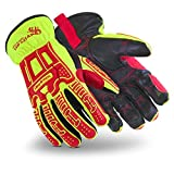 HexArmor Rig Lizard 2035 Waterproof Work Gloves with Thinsulate and Impact Protection