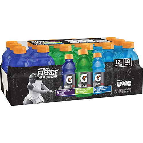 Gatorade Fierce Thirst Quencher Variety product image