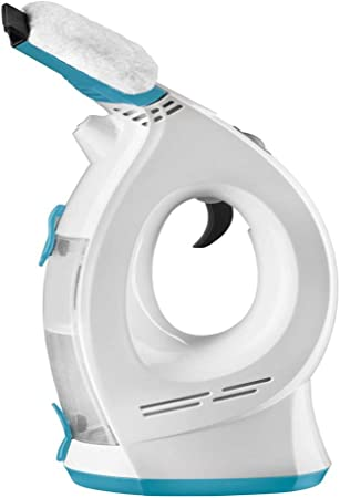 CONCEPT electrodomésticos CW1000 Aspirador para ventanas, 12 W, 0.1 litros, Plástico, Blanco: Amazon.es: Hogar