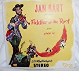 Jan Bart Sings Fiddler on the Roof in Yiddish