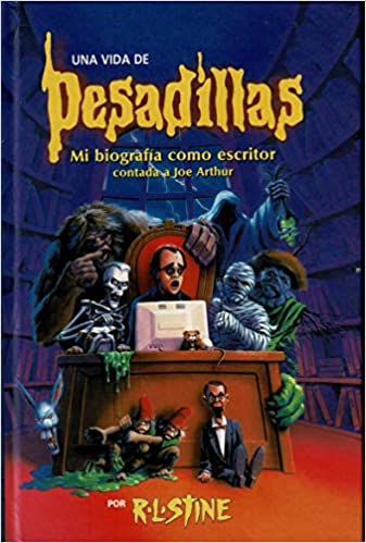 Una vida de pesadillas: Amazon.es: Stine, R.L.: Libros