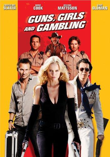 DVD : Guns, Girls and Gambling (Snap Case, , Widescreen)