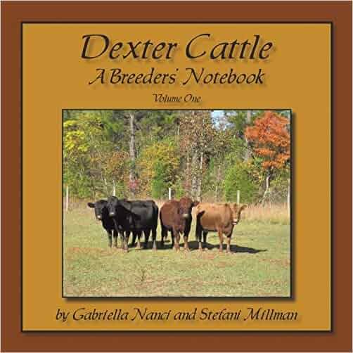 Dexter Cattle: A Breeders' Notebook