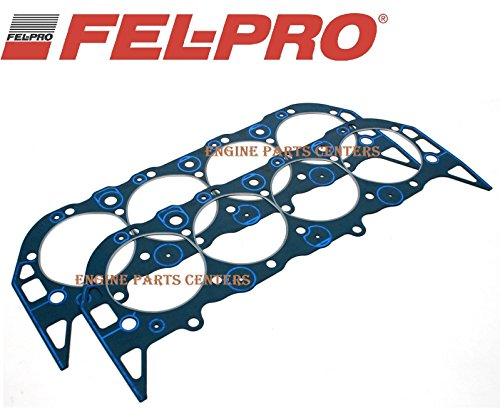 (2)Fel Pro Big Block Chevy High Performance Head Gaskets for 366 396 427 454 Gen 4 (BBC Cast or Aluminum HD)