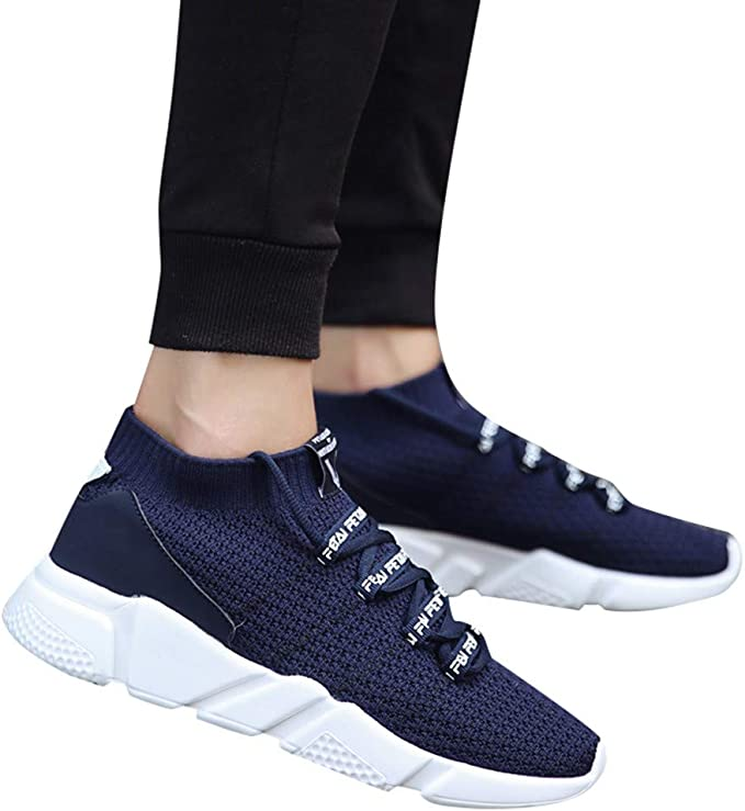 Btruely Zapatillas Deportivas de Hombre Running Zapatos para ...
