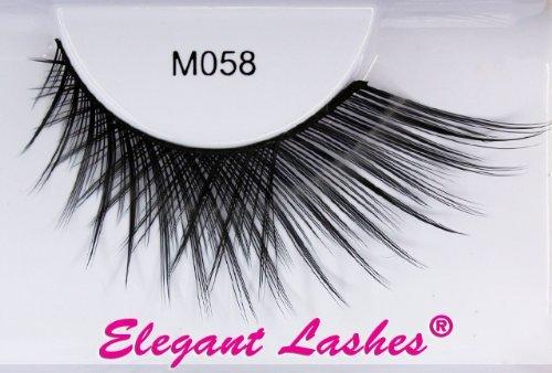Elegant Lashes M058 Mystic | Premium Professional-Quality Cruelty-Free Faux Mink False Eyelashes by Elegant Lashes