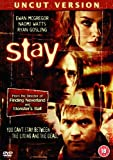 Stay: Uncut Version [DVD]