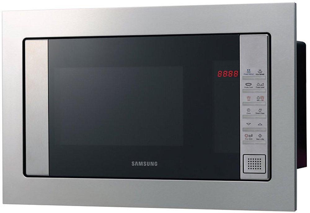Samsung FG87SST/XEC - Microondas de integración / encastre con ...