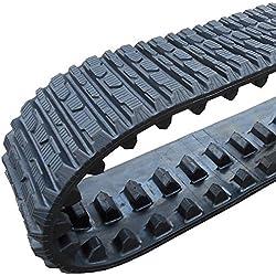 Titan Rubber Track 381x101.6x42 Cat 247 247B 257 257B Deere Skid Steer Excavator