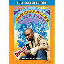 Dave Chappelle's Block Party (Full Screen) (2006) DVD