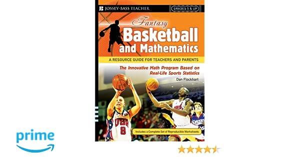 Amazon.com: Fantasy Basketball and Mathematics: A Resource Guide ...