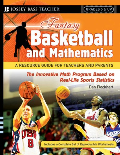 Governors Basketball (Fantasy Basketball and Mathematics: A Resource Guide for Teachers and Parents, Grades 5 and Up)