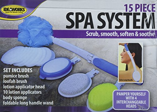 15PC SPA SYSTEM - Systems Plastic Spa
