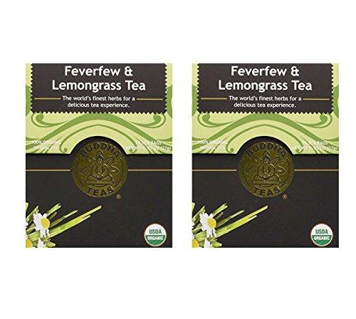 Feverfew Lemongrass Tea Organic Bleach