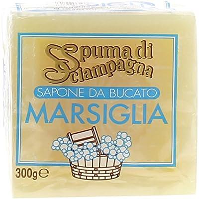 spuma de sciampagna–Jabón de lavandería Marsella, 300g