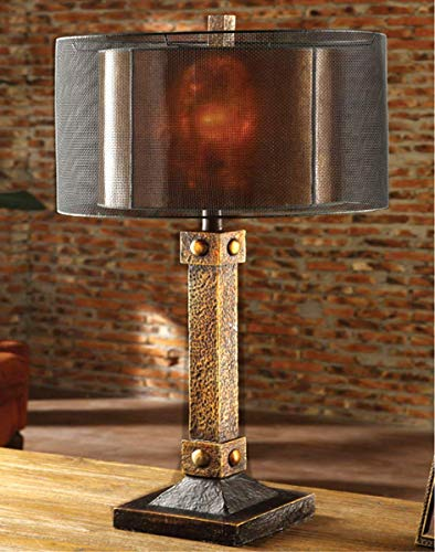 BLACK FOREST DECOR Montana Rustic Table Lamp - Rustic Fixtures
