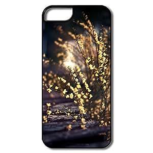 PTCY IPhone 5/5s Customize Funny Yellow Tree Blossom wangjiang maoyi