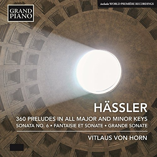 Amazon.com: 360 Preludes in All Major & Minor Keys, Op. 47 ...