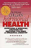 Hormonal Health, Michael Colgan, 0969527276