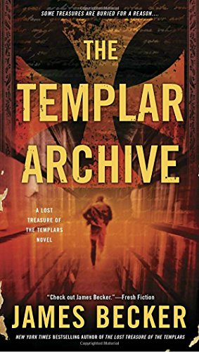 book cover of The Templar Archive