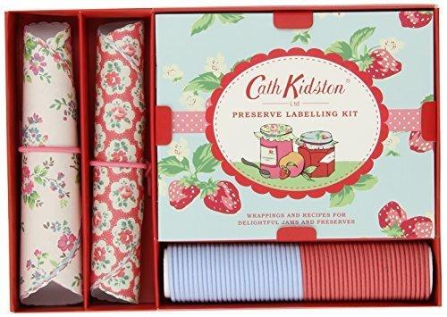 Cath Kidston Preserve Labelling Kit by Kidston, Cath (2011) Hardcover