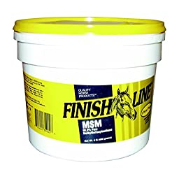 Finish Line Horse Products Msm (2-Pounds)