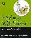 The Sybase SQL Server Survival Guide, Jim Panttaja and Mary Panttaja, 0471127450