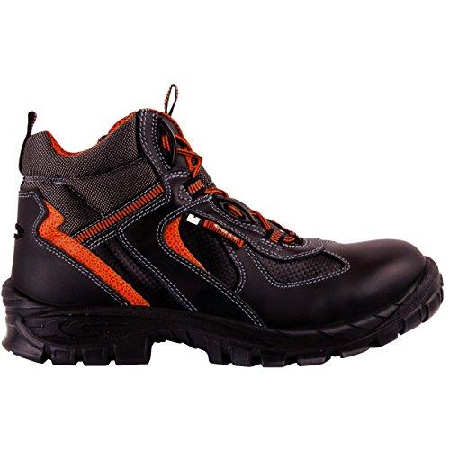 Cofra Yule S3ESD SRC calzature di sicurezza Taglia 37Nero