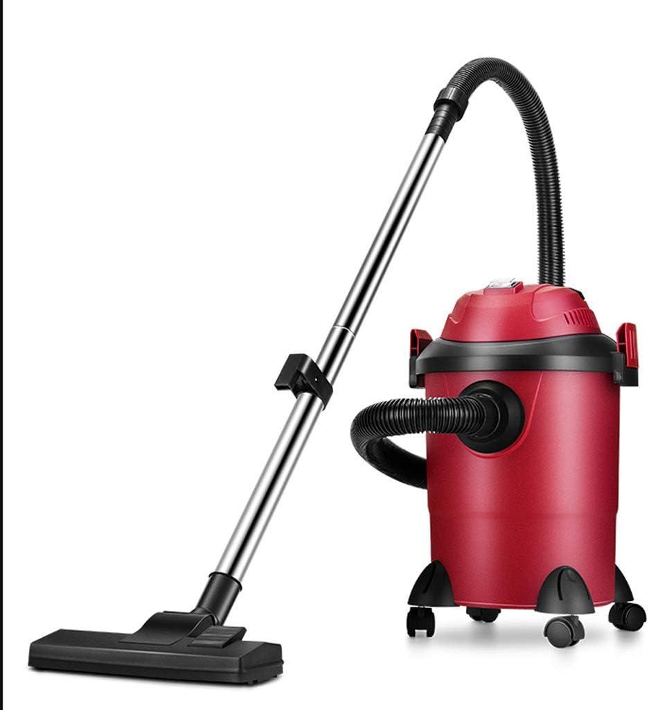 Aspiradora vertical de 15 litros con 4 ruedas, aspiradora antiestática impermeable con interruptor de pie, secador de cabello húmedo/seco 3 en 1, se puede lavar el filtro (color : Standard): Amazon.es: Bricolaje y herramientas