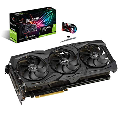 Build My PC, PC Builder, ASUS ROG-STRIX-GTX1660TI-A6G-GAMING