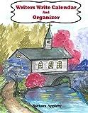 Writer's Write Calendar And Organizer