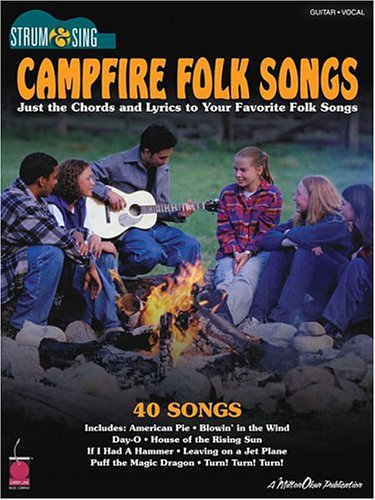 (Campfire Folk Songs - Strum & Sing Guitar)