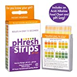 pHresh Products pH Test Strips, 80 Count