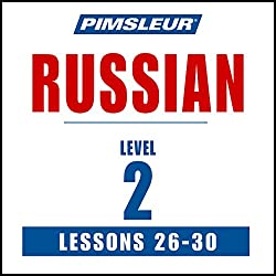 Russian Level 2 Lessons 26-30