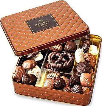 Chocolate Gift Basket Bonnie & Pop